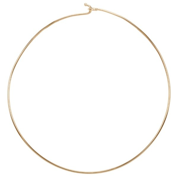 Gold Wire Choker