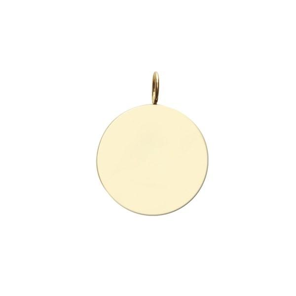 Medallion Charm