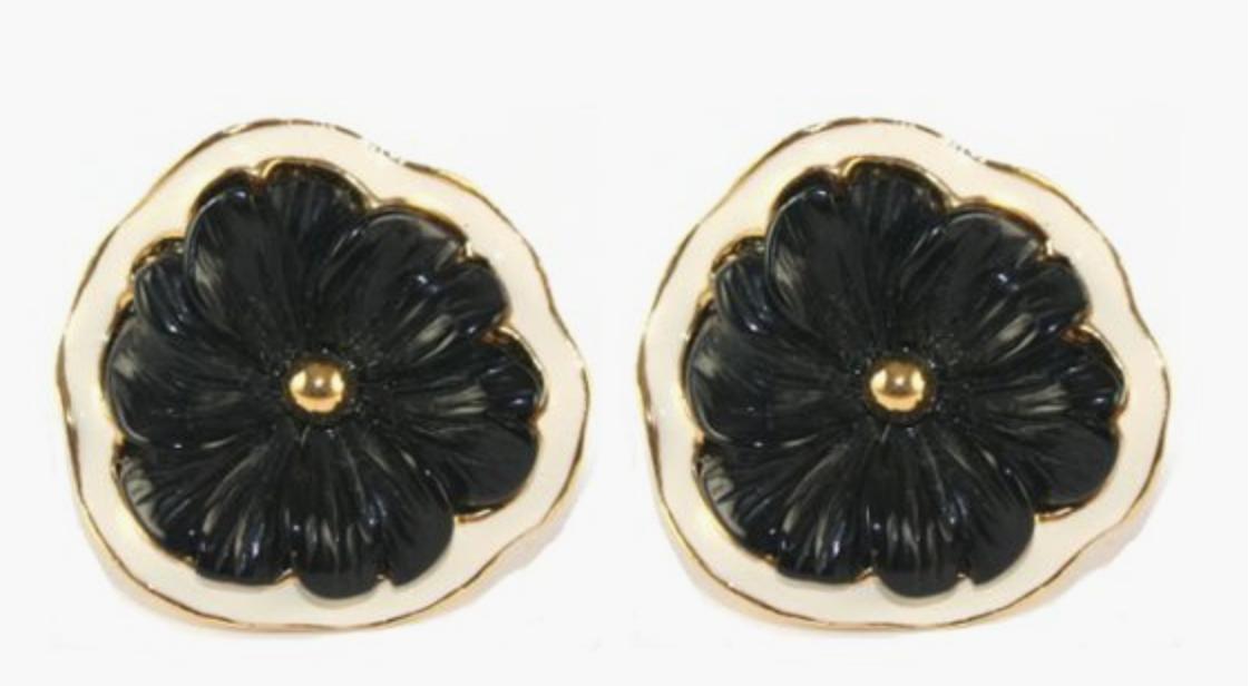 Vintage Kenneth Jay Lane Earrings