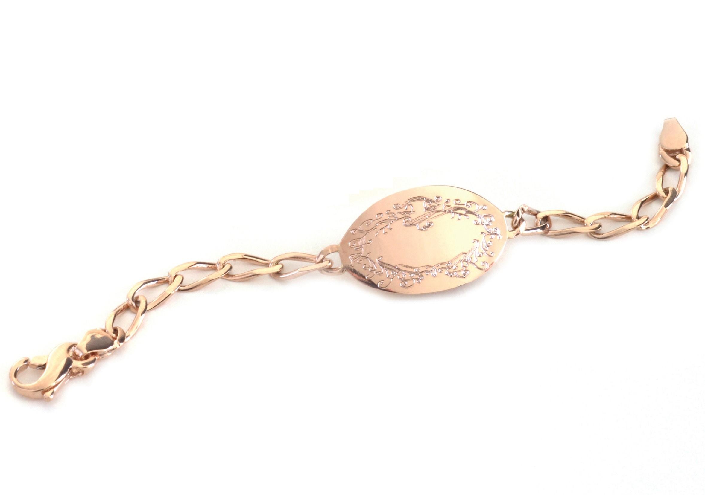 Small Signature Bracelet