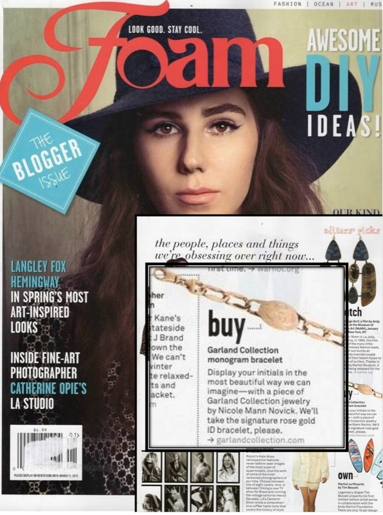 Foam Magazine February 2013