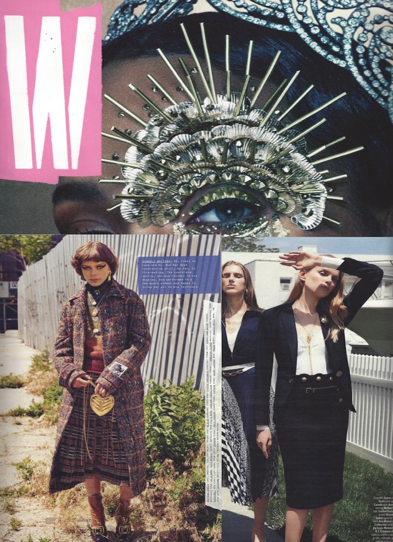 W Magazine September 2016