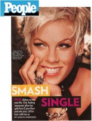 People Magazine 2012