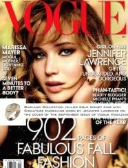 Vogue September Cover 2013
