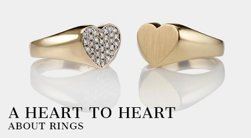 Heart to heart about Rings
