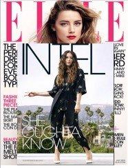 Elle July 2015