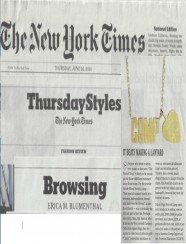 New York Times June 2014