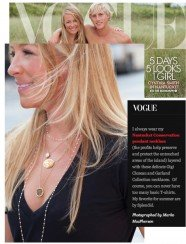Vogue.com September or Oct 2013